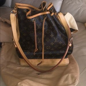 Vintage Louis Vuitton Noe Bucket Bag